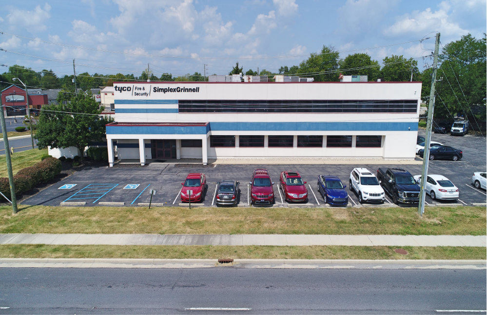 commercial real estate office building   Paragon Realty in Indianapolis