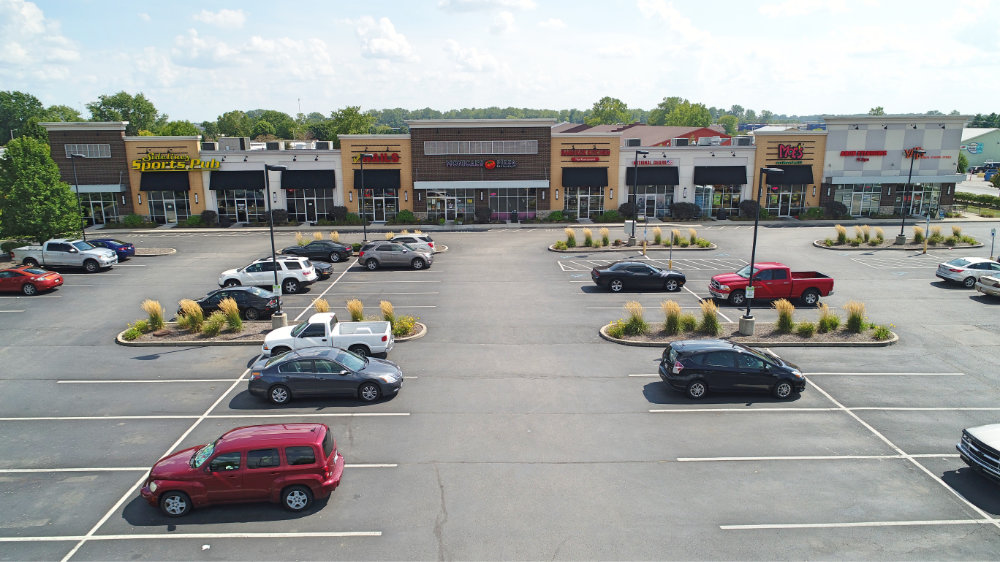 Paragon Realty | Indianapolis Rockville Station retail shopping center