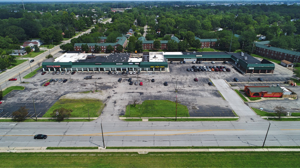 Windsor Village retail center | Paragon Realty in Indianapolis, Indiana