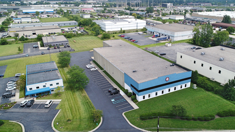 Paragon Realty | Braden Technology warehouse space