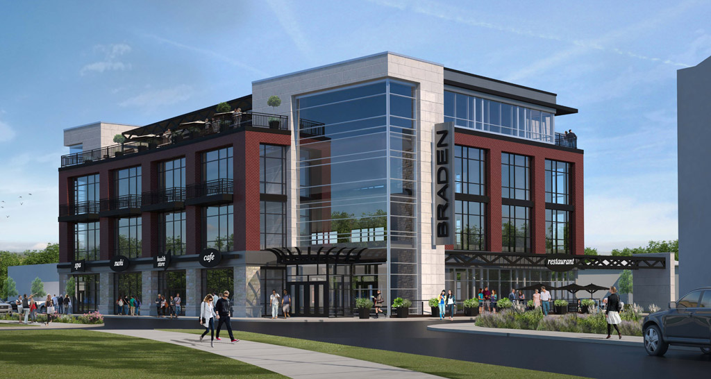 Paragon Realty | new office building owner's partner in real estate development