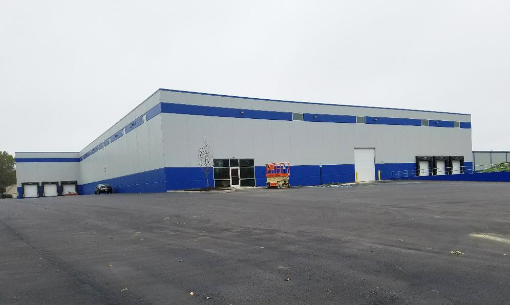 Paragon Realty   Calderon Textiles-RAS Industrial Warehouse   Development Property Management