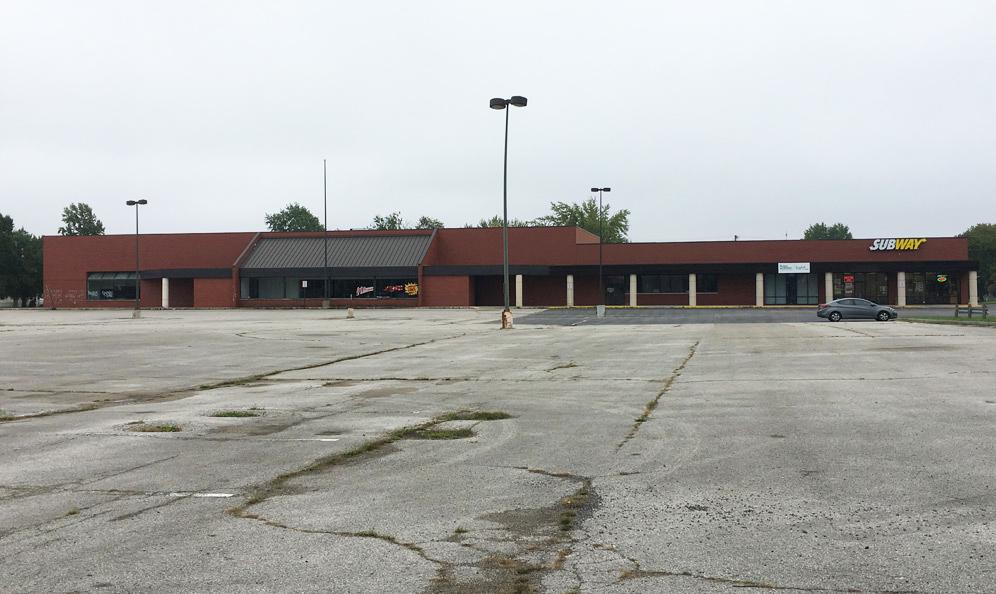 Paragon Realty   Greenville Ohio   Marsh Retail Center   Subway   commercial retail development