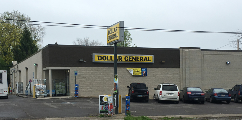 Paragon Realty | Wellston Dollar General