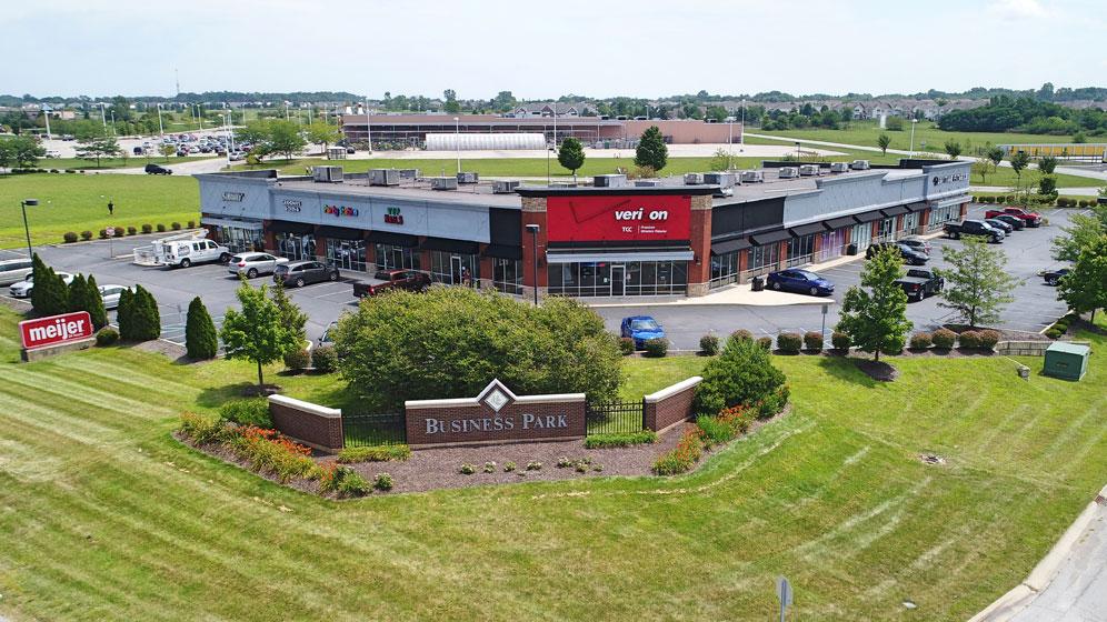 Paragon Properties   Heartland Landing Retail Center, Indianapolis