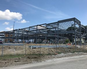 Building Steel | Green St. Depot | Infrastructure