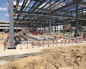 Building Steel   Paragon Development   Green Street Depot