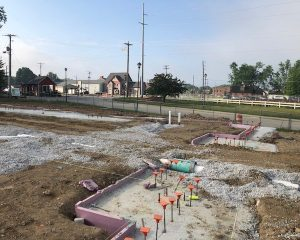 Green St. Depot | Paragon Companies | Building Foundation