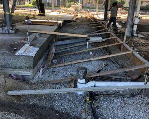 Green Street Depot | Paragon Companies | Site Work