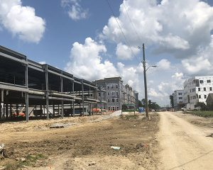 Green Street Depot | Paragon Development | Site Work