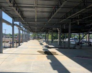 Green Street Depot   Site Work   Paragon