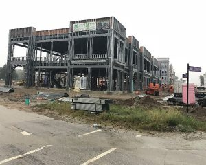 Paragon Companies   Building Development   Green Street Depot