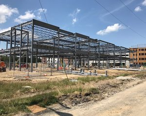 Paragon Companies | Building Steel | Green St. Depot