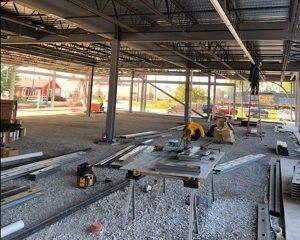 Paragon Companies | Green Street Depot | Brownsburg Indiana