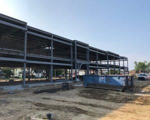 Paragon Companies   Green Street Depot   Construction