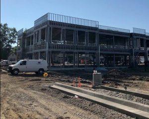 Paragon Development   Brownsburg Indiana   Site Work