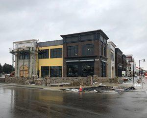 Paragon Development   Green Street Depot   Construction