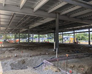Paragon | Site Work | Green Street Depot